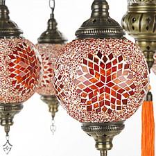 Люстра на штанге Kink Light 0215Т/6,09(70) Марокко