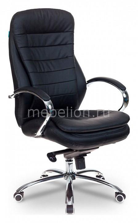 Кресло для руководителя Бюрократ T-9950AXSN/BLACK-PU t 9950axsn brown pu