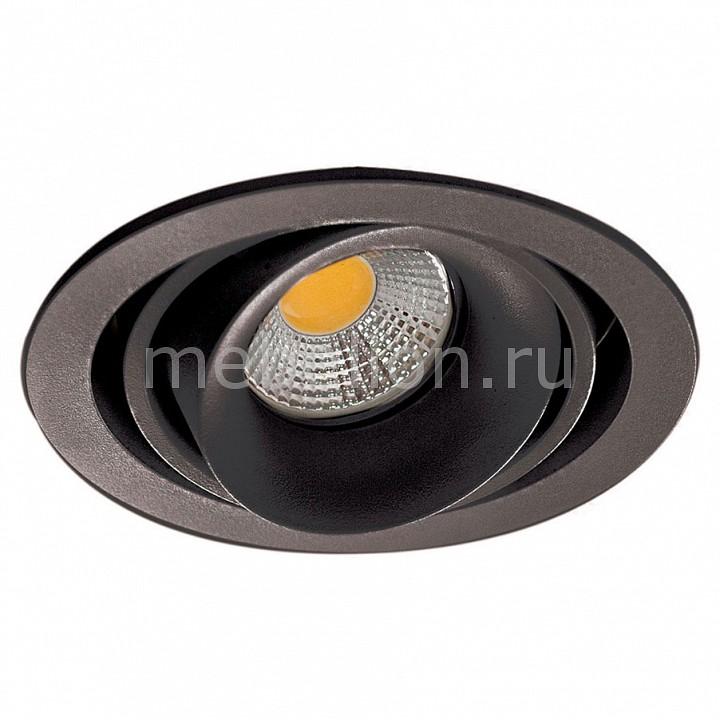 Купить Встраиваемый светильник DL18615/01WW-R Shiny black/Black, Donolux, Китай