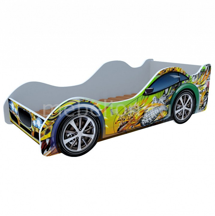 Кровать-машина Кровати-машины Дракон M003 кровать машина кровати машины молния m010