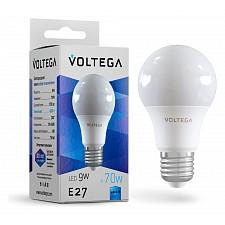 Лампа светодиодная E27 220В 9.5Вт 4000K VG2-A2E27cold9W