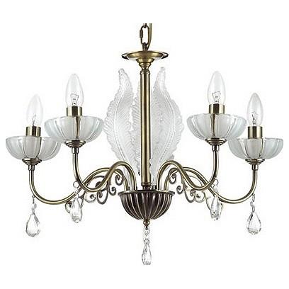 Подвесная люстра Odeon Light Perlita 3138/5 подвесная люстра odeon light perlita 3138 5