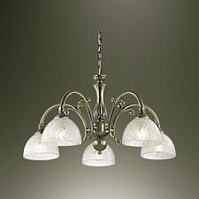 Подвесная люстра Odeon Light 2866/5 Sorema