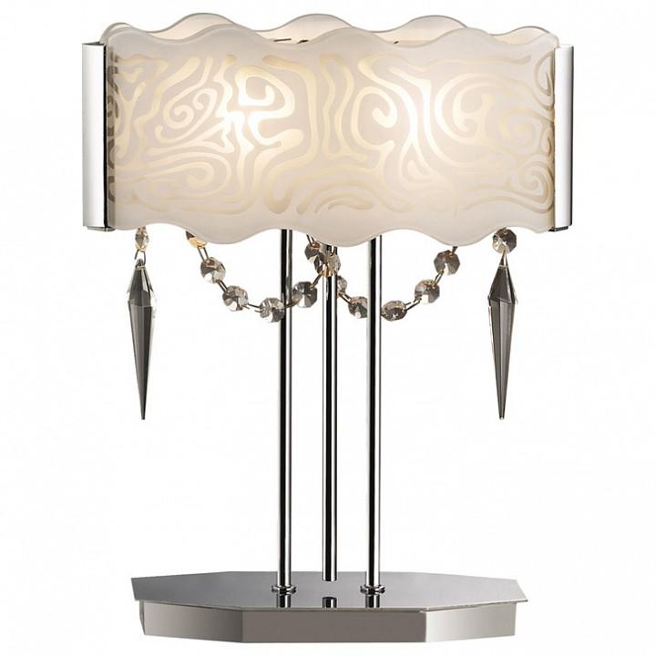 Настольная лампа Odeon Light декоративная Sinti 2243/2T  люстра odeon light sinti 2243 9с