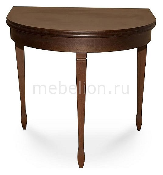 Стол обеденный Столлайн Фламинго 07.04 орех темный стол обеденный столлайн фиоре 01 06 орех темный