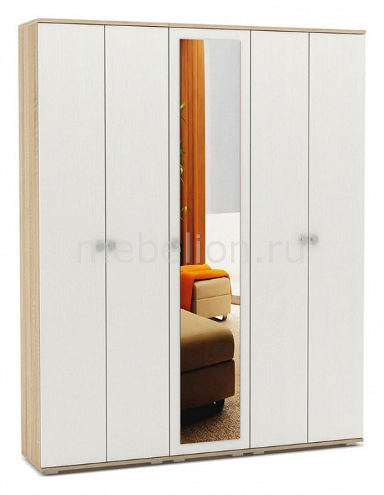 Шкаф платяной МФ -8