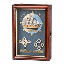 Ключница (17х25 см) Морской узел 271-095
