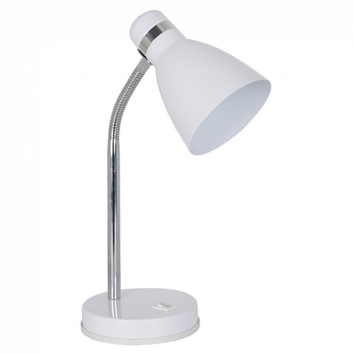 Настольная лампа офисная Arte Lamp Mercoled A5049LT-1WH настольная лампа arte lamp 48 a5049lt 1wh