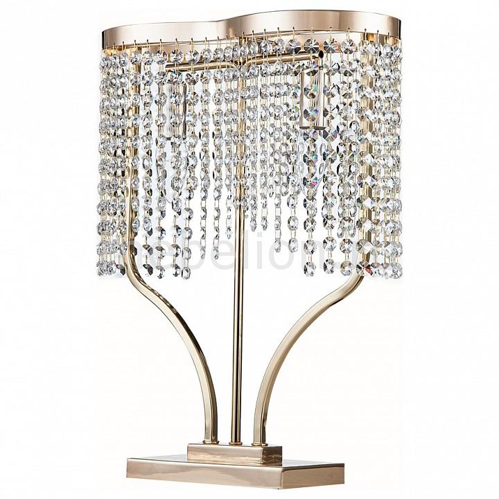 Настольная лампа декоративная Maytoni Toils DIA600-22-G