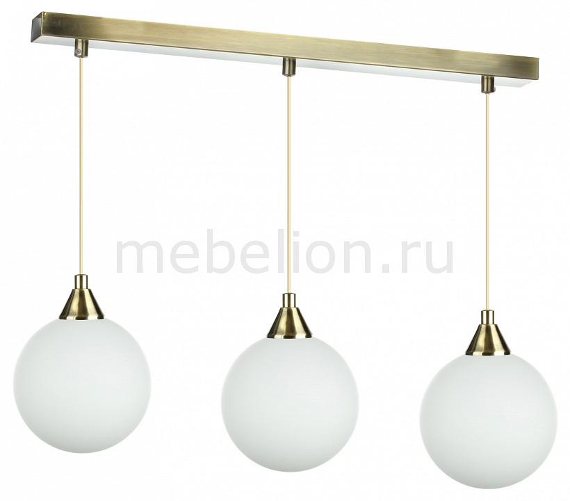 Подвесной светильник 33 идеи PND.102.03.01.AB+S.01.WH(3)