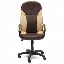 Кресло компьютерное Twister коричневый/бежевый