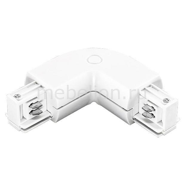 Купить Соединитель Barra 504126, Lightstar, Италия, белый, металл, полимер