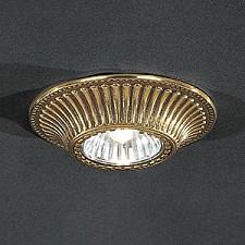 Встраиваемый светильник Reccagni Angelo SPOT 1078 ORO 1078