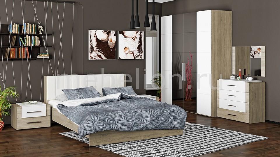 Гарнитур для спальни Мебель Трия Ларго Люкс ГН-181.011 мягкая мебель джокер люкс