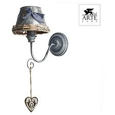 Бра Arte Lamp A5290AP-1RI Fattoria
