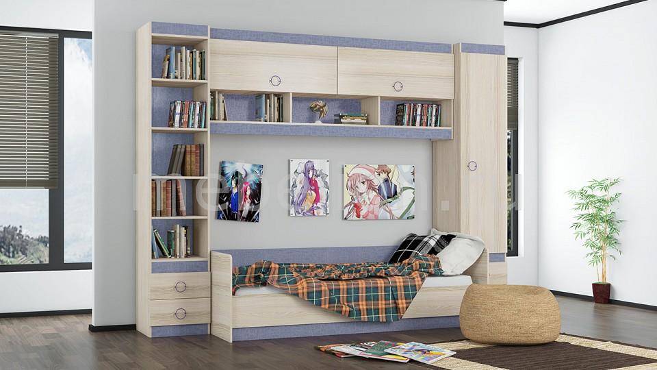 Набор для детской Мебель Трия Индиго ГН-145.022 мебель трия индиго гн 145 010