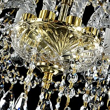 Подвесная люстра Maytoni DIA019-08-G Beatrix