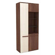 Шкаф комбинированный Любимый Дом Берта 643.120 орех лугано