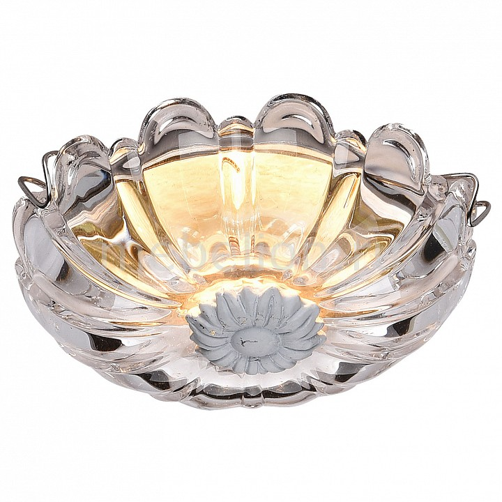 Встраиваемый светильник Favourite Conti 1554-1C favourite настенно потолочный светильник favourite conti 1554 1c