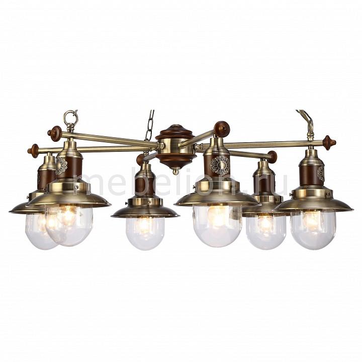 Подвесная люстра Arte Lamp Sailor A4524LM-6AB подвесная люстра arte lamp sailor a4524lm 3wg