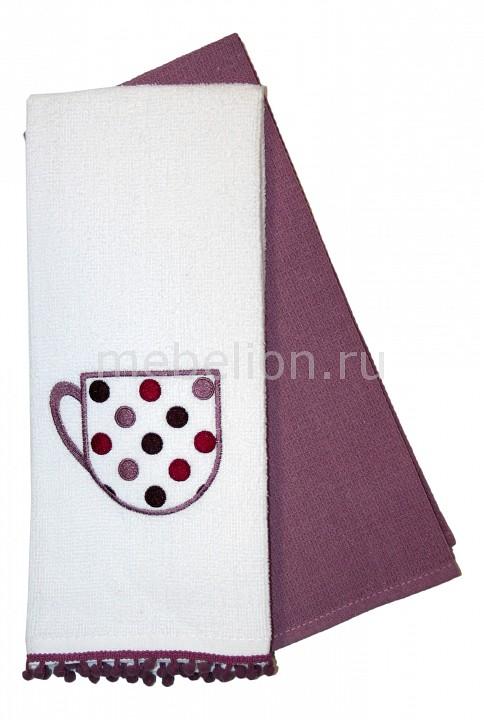 Набор из 2 полотенец для кухни Чаепитие 01010213948