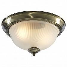 Накладной светильник Arte Lamp A9370PL-2AB Aqua