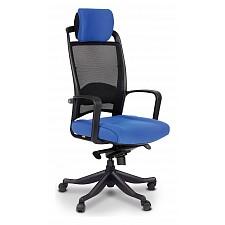 Кресло компьютерное Chairman 283 синий/черный