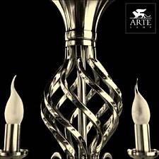 Подвесная люстра Arte Lamp A8392LM-6SS Zanzibar