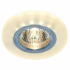 Встраиваемый светильник Arte Lamp A5331PL-1WH Wagner