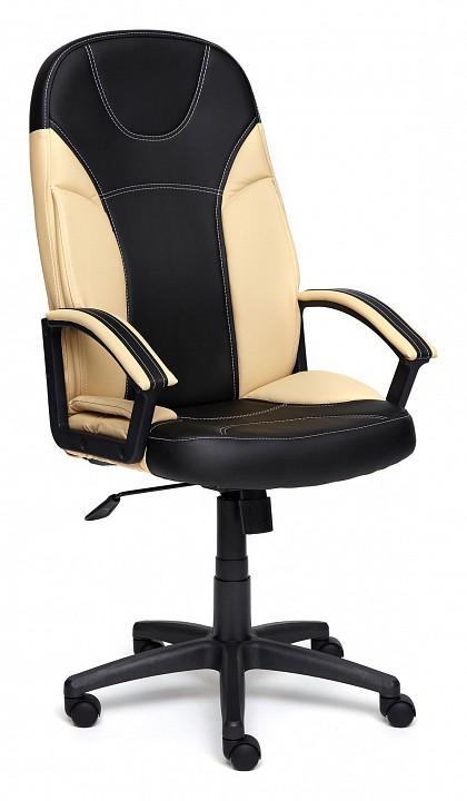 Кресло компьютерное Tetchair Twister черный/бежевый