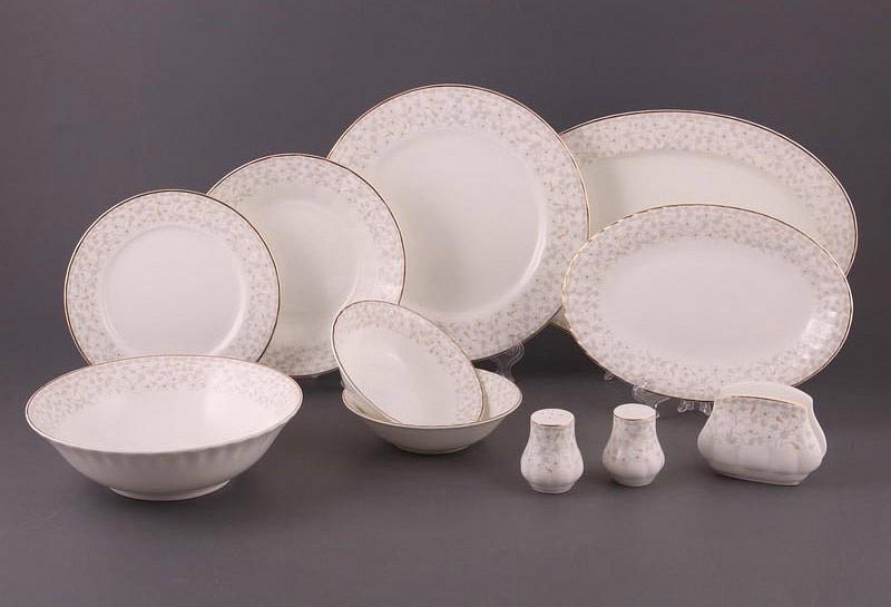 Набор столовой посуды Porcelain manufacturing factory Вивьен 264-261 sitemap 261 xml