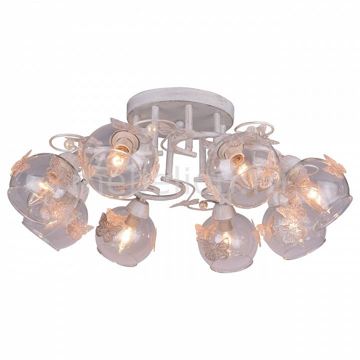 Потолочная люстра Arte Lamp Alessandra A5004PL-8WG arte lamp a9395lm 8wg
