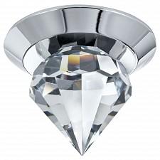 Встраиваемый светильник Astra crystal 070164