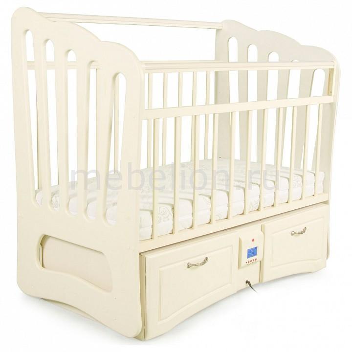 Кроватка Укачай-ка Укачай-ка 06 Валенсия daka baby трансформер укачай ка 04 ваниль