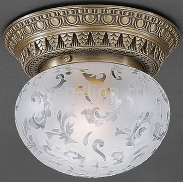Накладной светильник Reccagni Angelo PL 7721/1 потолочный светильник reccagni angelo 7721 pl 7721 1