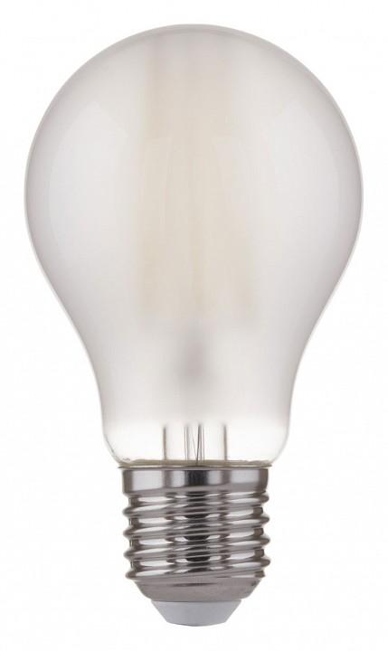 Лампа светодиодная Elektrostandard Classic F E27 220В 8Вт 4200K a038690 лампы светодиодная elektrostandard classic led d 7w 4200k e27