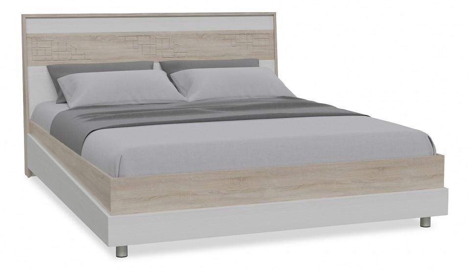 Кровать двуспальная Мальта 4-1815
