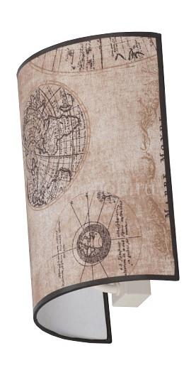 Накладной светильник Namat Motyl Walec Kinkiet 3612 Mapa 1