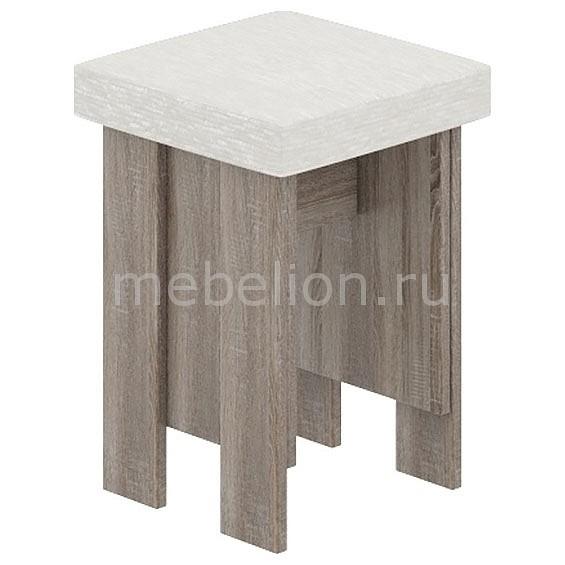 Табурет Мебель Трия Норд КМ 418.003.000 табурет трия норд дуб сонома трюфель с мягким сиденьем