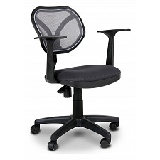 Кресло компьютерное Chairman 450 NEW черный/черный