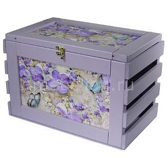 Ящик для хранения Акита Бабочки 81009