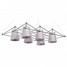 Подвесной светильник Chiaro 612010306 Сорренто