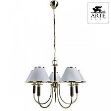 Подвесная люстра Arte Lamp A3545LM-5GO Catrin