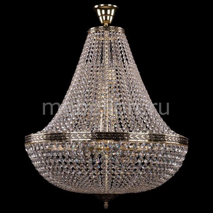 Люстра на штанге Bohemia Ivele Crystal 2150/60/GB 2150
