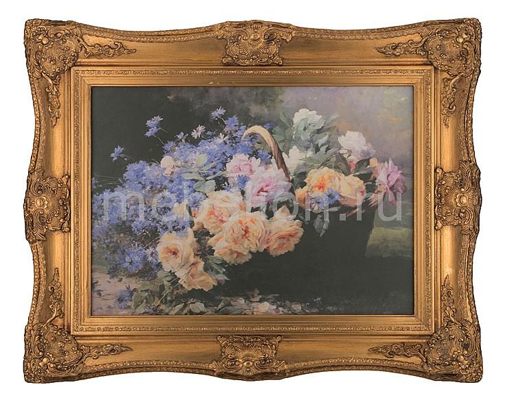 цветок арти м 68 см 25 401 Панно АРТИ-М (68х48 см) Art 296-107