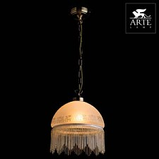 Подвесной светильник Arte Lamp A3191SP-1AB Victoriana