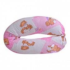 Подушка для беременных (70х130х35 см) Мишки B-1916