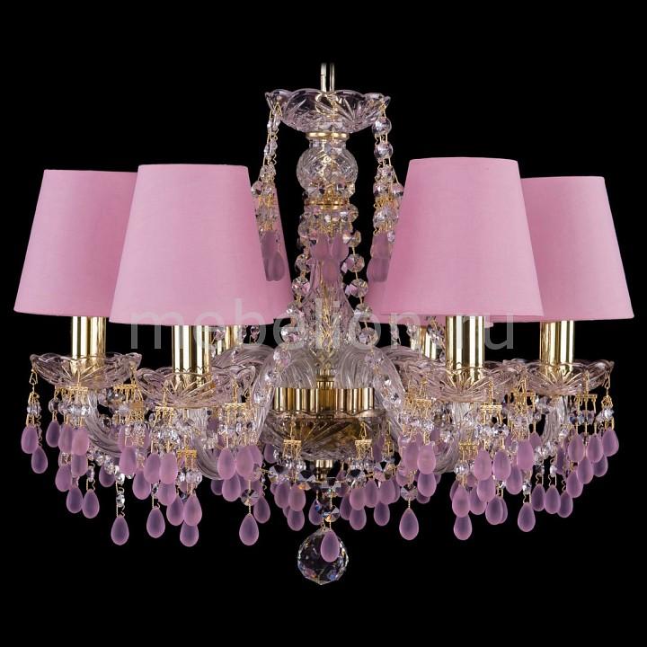 Подвесная люстра Bohemia Ivele Crystal 1410/6/160/G/V7010/SH20 bohemia ivele 1410 6 160 g v7010 sh20