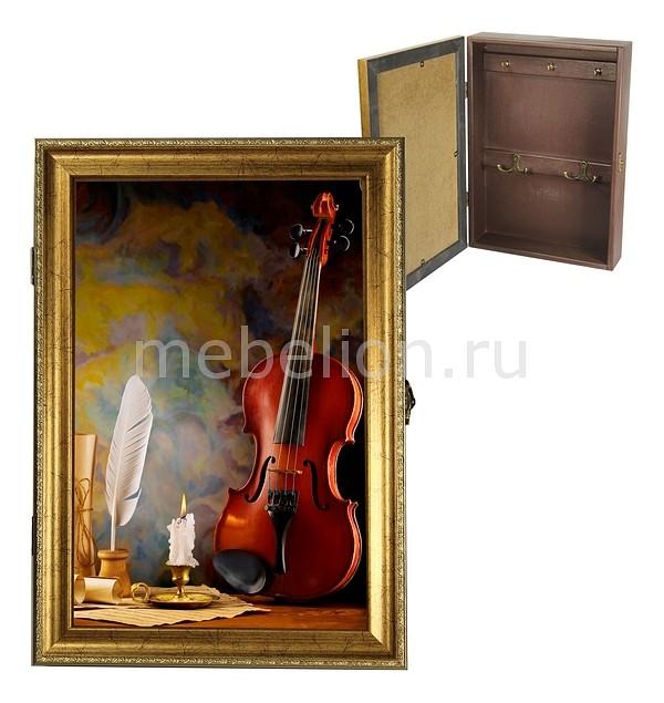 Ключница Акита (24х34 см) Скрипка 312-2 akita