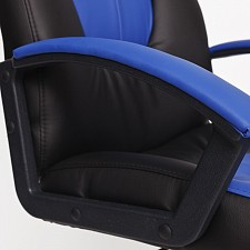 Кресло компьютерное Neo 2 черный/синий